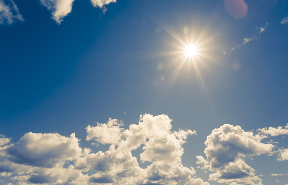 Wetter-Einfluss: Ein Hoch für die Gesundheit